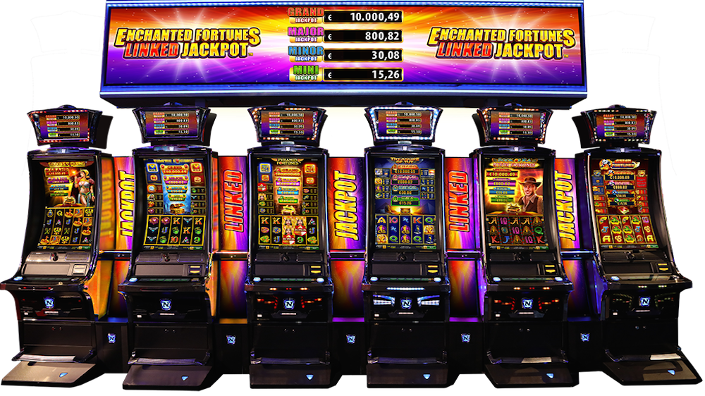 Novomatic machines gambling expansion
