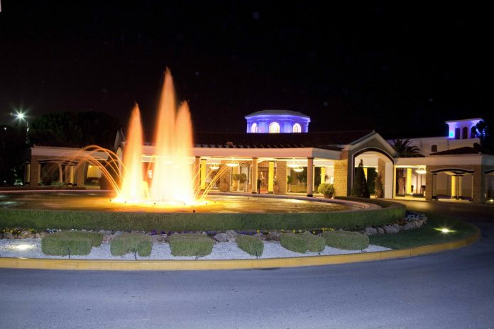 Regency Casino Thessaloniki smash