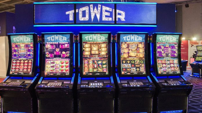 Casino Technology - Tower machines