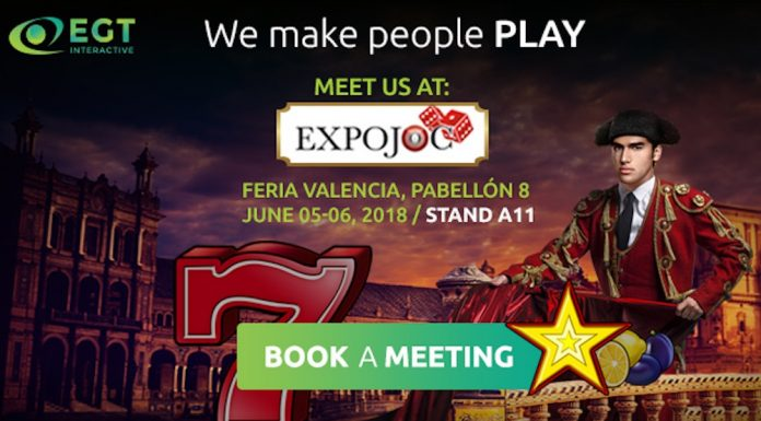 Egt Interactive Spain