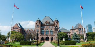 Ontario Government building