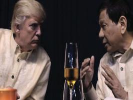 Trump and Duterte