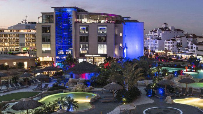 Casino Landscape View