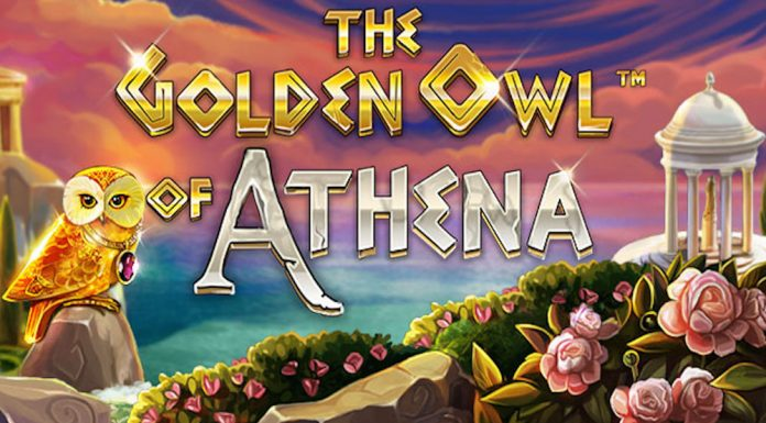 THE GOLDEN OWL OF ATHENA