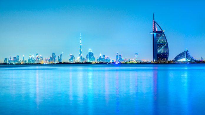 Dubai, bluewater