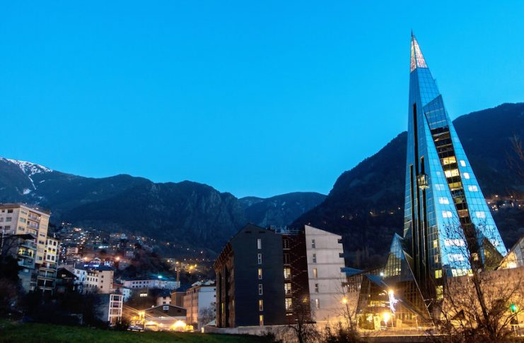ICR 190 BUSINESS ANDORRA