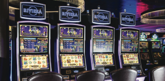 SG Gaming Riviera