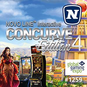 Novomatic 10.08 Curve Ed 4 SB