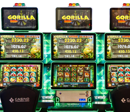 Casino Technology, EZ MODULO
