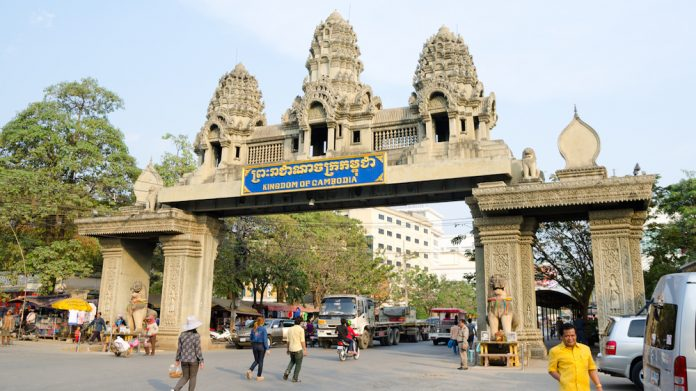 Poipet, Cambodia