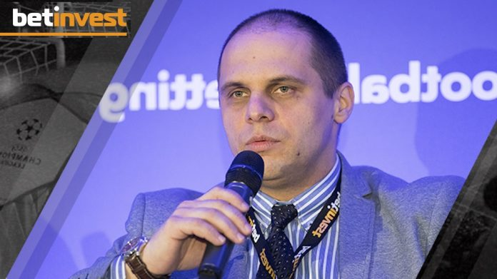 Valentyn Kyrylenko, VP of Business Development at Betinvest
