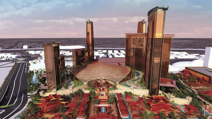 Resorts World Vegas