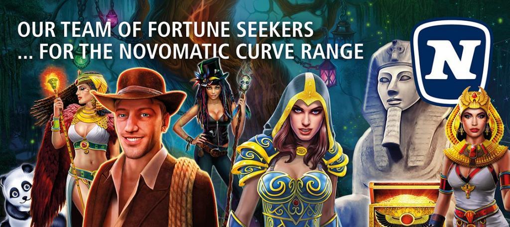Novomatic Fortune Series Mobile