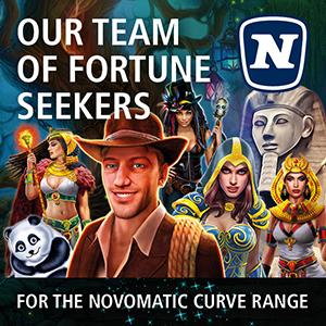 Novomatic Fortune Series SB