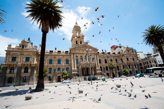 CASA, Casino Association of South Africa, city hall