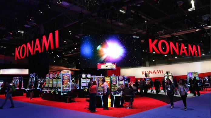 Konami Gaming, Inc. G2E 2018