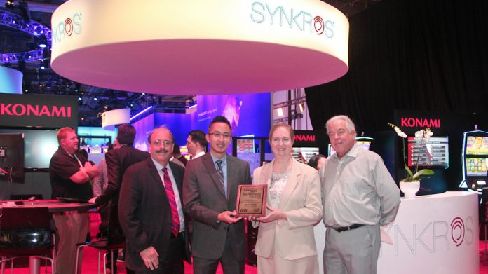 Konami Gaming, Inc. SynkConnect 2019 GGB G&T Awards