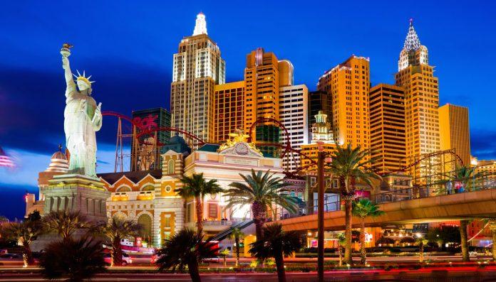 Las Vegas aruze gaming