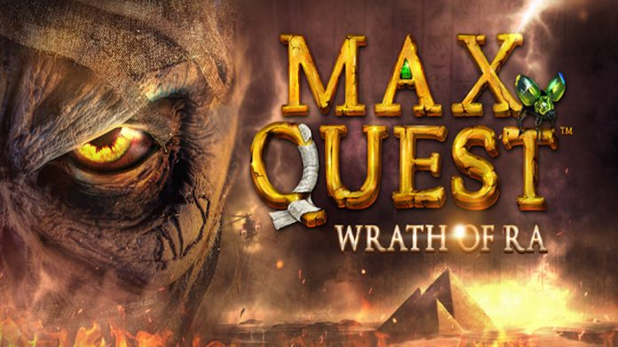 MAX QUEST, WRATH OF RA, slots, rng gaming