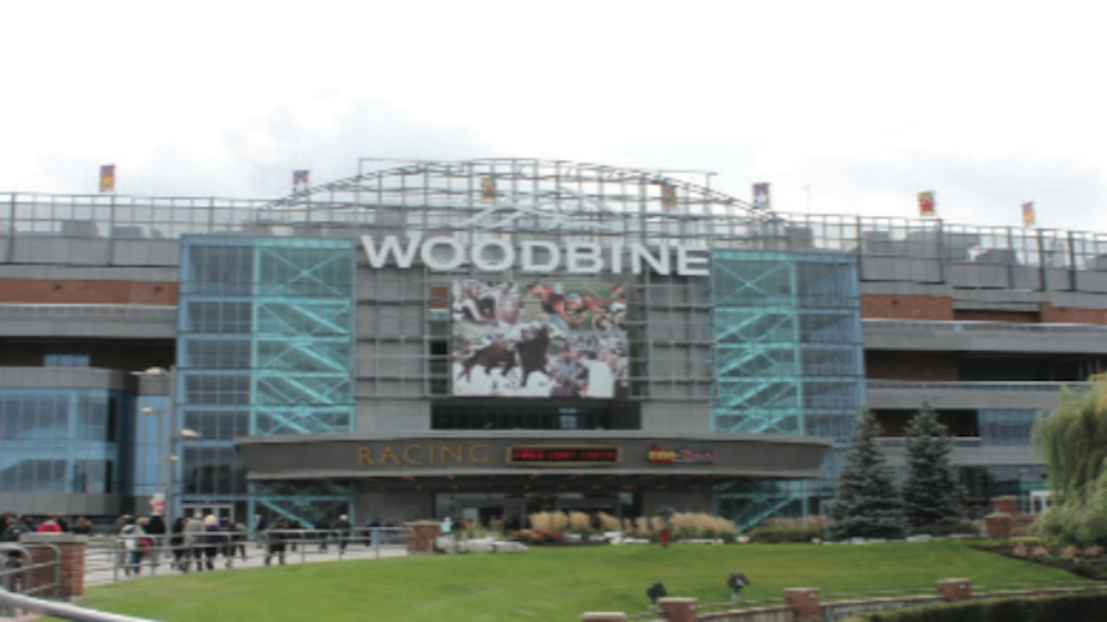 Woodbine Casino Shows