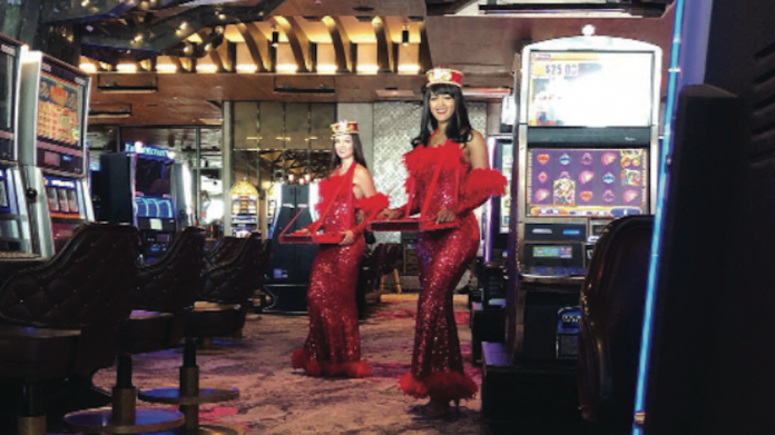 Aristocrat, debut, TrackIt for Tables, Orchid Gaming, Smoking Patio