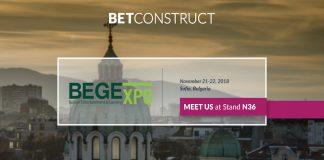 BetConstruct, solutions, BEGE 2018, Sportsbook