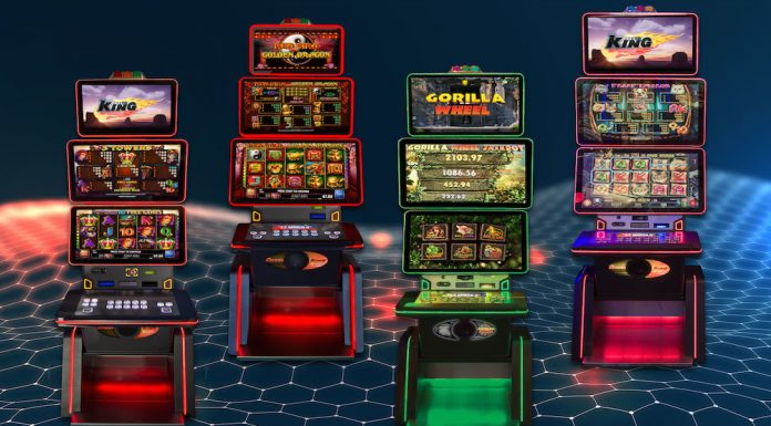 Casino Technology, new release, slots, BEGE 2018