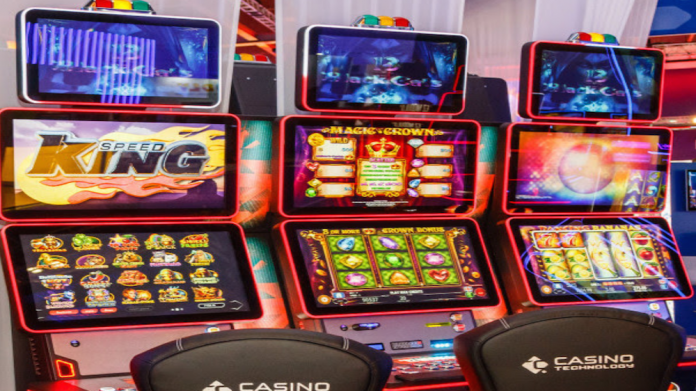 Casino Technology, speed king