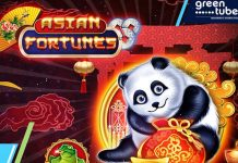 Greentube, new slot, Asian Fortunes, slots