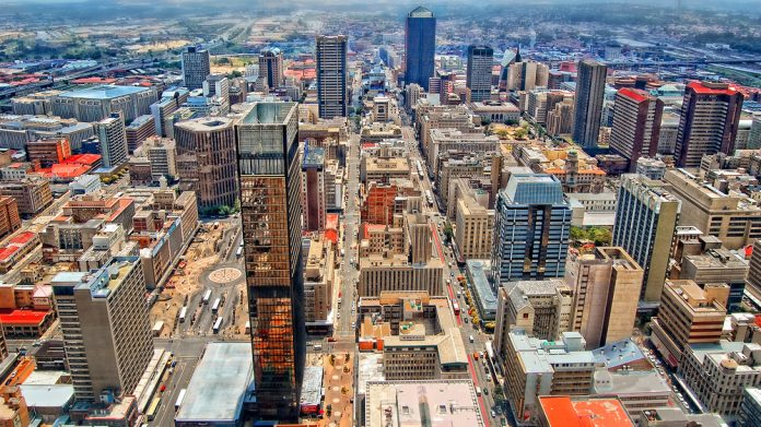 Johannesburg, Joan Alcorn, big africa