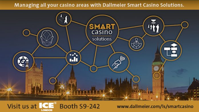 Dallmeier, innovation, technology, surveillance, marketing, ICE London 2019