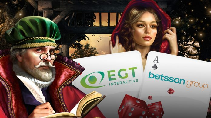 EGT Interactive, Betsson, partnership_FB