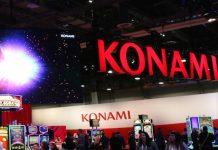 Konami, Big Screen Opus, Machines, slots