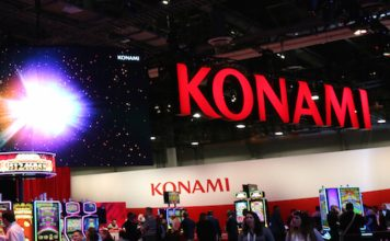 Konami, Big Screen Opus, Machines, slots