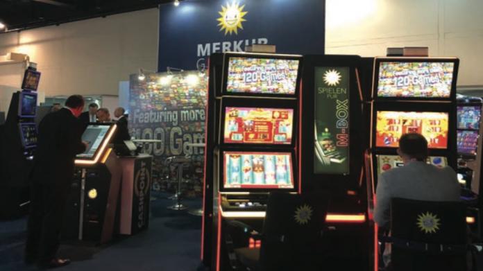 Merkur, ICE Africa, Clarion Gaming, Merkur Gaming