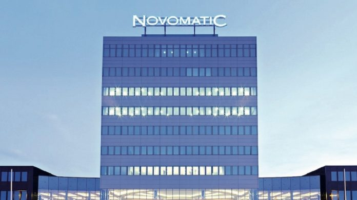 NOVOMATIC, sports betting, kiosk, debut, North America
