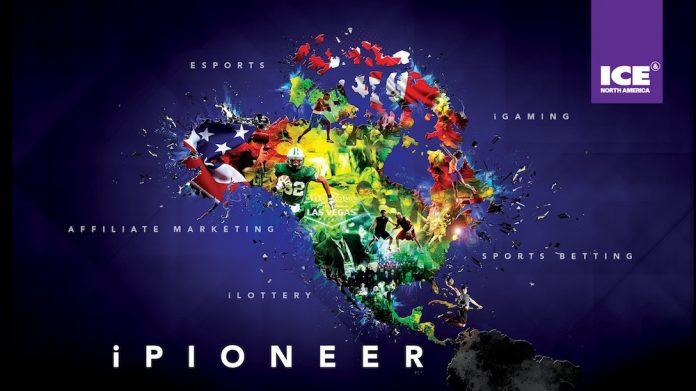 iPIONEER ICE North America Clarion Gaming