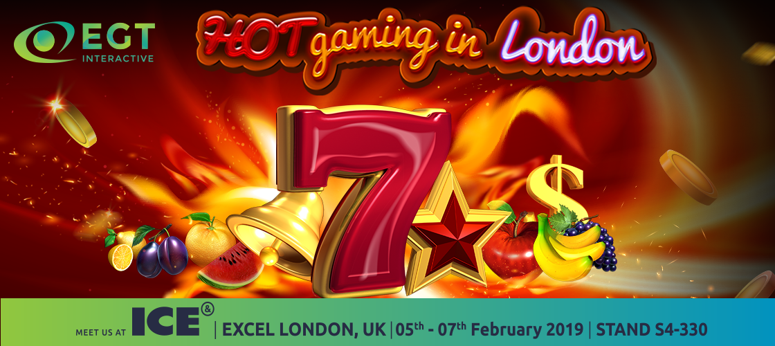 EGT Interactive Hot Gaming in London Mobile