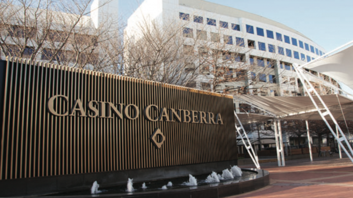ACT, Aquis, Canberra, Casino, expansion