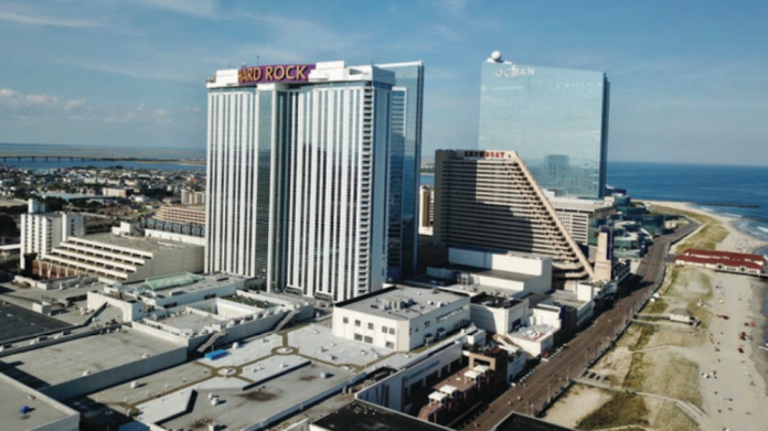 Atlantic City Third quarter results questions finance