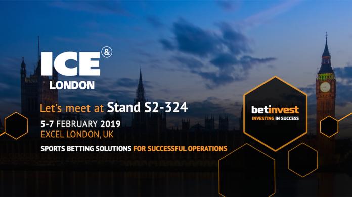 Betinvest ICE London Online Gaming Platform