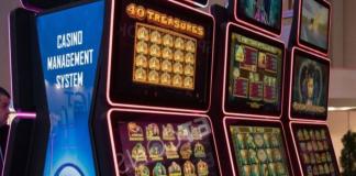 Casino technology, bege