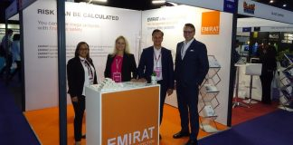 EMIRAT AG lottery ICE London