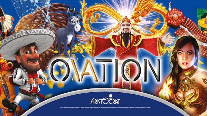 Aristocrat, Bingo, ICE London,