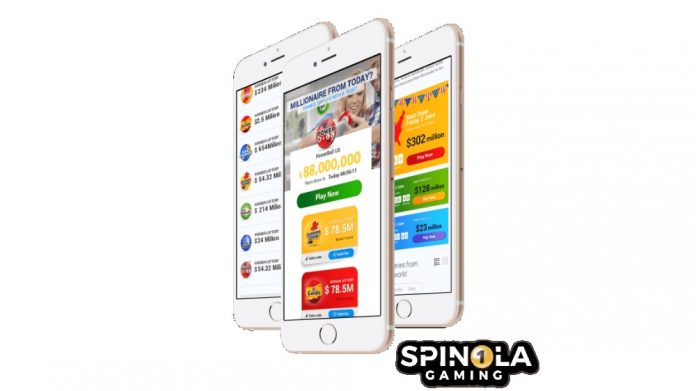 Spinola Gaming lotteries lottery