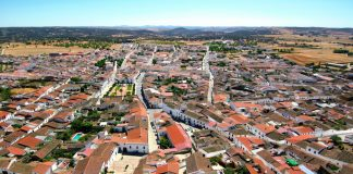 Extremadura, cora alpha, first phase