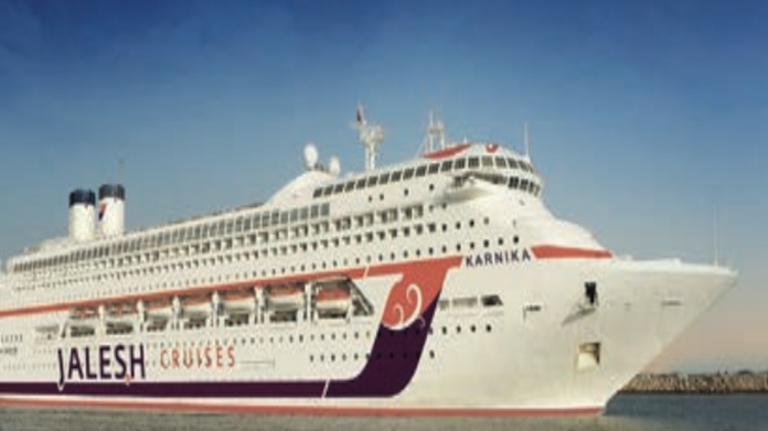 Jalesh Cruises, voyage, Maiden, mumbai