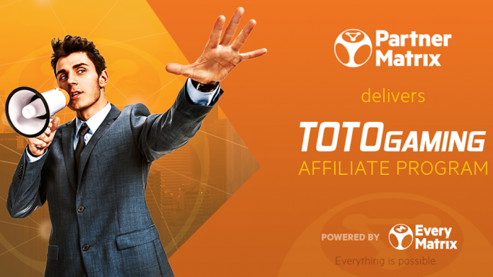 PartnerMatrix & TotoGaming