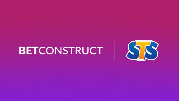STS, expansion, Europe, BetConstruct