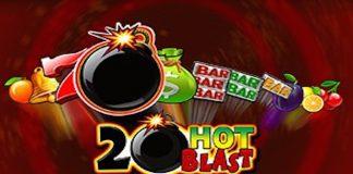 EGT Interactive, new videoslot, 20 Hot Blast, showcase,